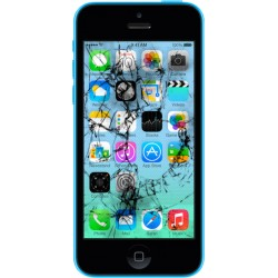 Riparazione Display LCD - Vetro Touch iPhone 5C