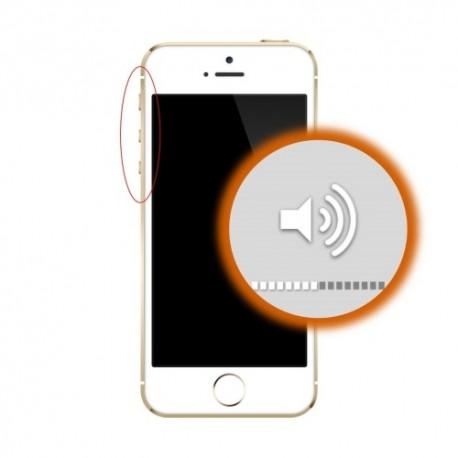 Riparazione tasti volume - mute iPhone 5S