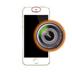 Riparazione Fotocamera Anteriore iPhone 5S