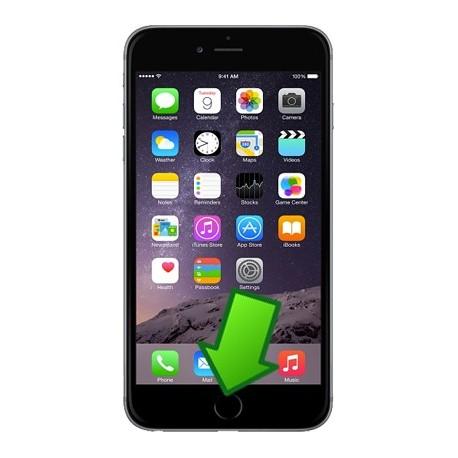 Riparazione Tasto Home iPhone 6 Plus