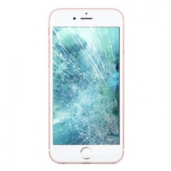 Riparazione Display LCD - Vetro Touch iPhone 6S Plus