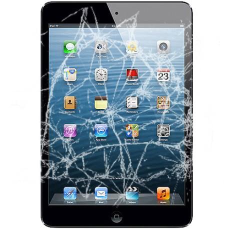 Riparazione Vetro touch iPad Mini