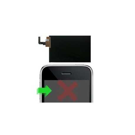 Riparazione Display LCD iPhone 3G