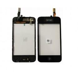 Vetro Touch con Telaio Frame gia' Assemblato per iPhone 3GS