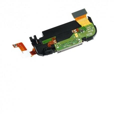 Connettore di carica + Antenna + Speaker + Microfono NERO BIANCO iPhone 3GS