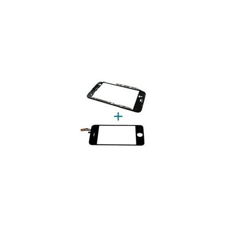 Sostituzione Cornice Middle Frame + Vetro Touch