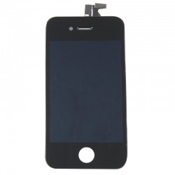 Schermo LCD Display + Vetro Touch iPhone 4S NERO