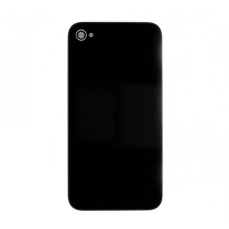Cover Posteriore in Vetro iPhone 4S NERO