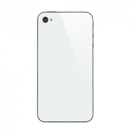 Cover Posteriore in Vetro iPhone 4S BIANCO