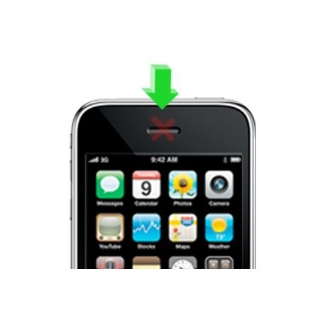 Riparazione speaker auricolare iPhone 3GS