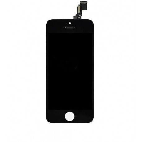 Display LCD + Vetro Touch iPhone 5C Nero