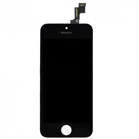 Display LCD + Vetro Touch iPhone 5S Nero