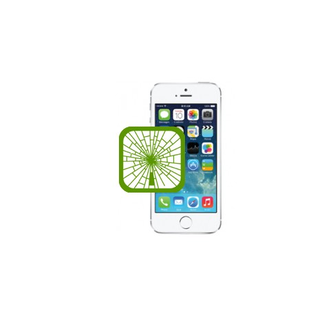 Riparazione Display LCD - Vetro Touch iPhone 5S