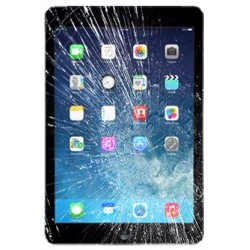Riparazione Vetro touch + Display LCD iPad Air 2