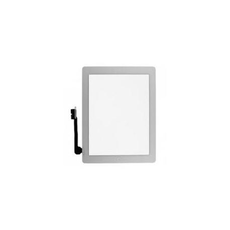 Vetro Digitizer Touch Screen assemblato iPad 3 Bianco