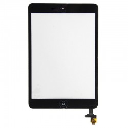 Vetro Digitizer Touch Screen assemblato iPad Mini 1/2 Nero