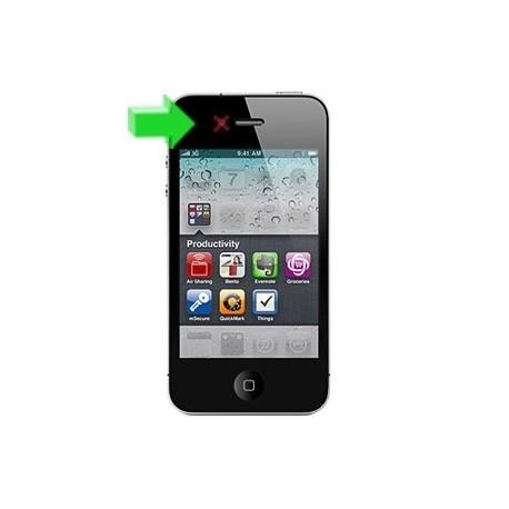 Riparazione Fotocamera frontale iPhone 4