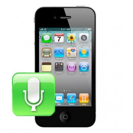 Riparazione Microfono iPhone 4