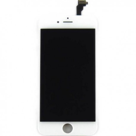 Display LCD + Vetro Touch iPhone 6G Bianco