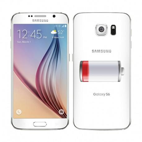 Sostituzione batteria Samsung Galaxy S6