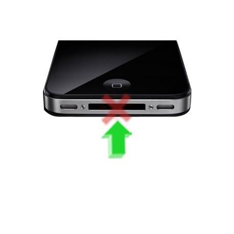 Riparazione Connettore Carica iPhone 4S