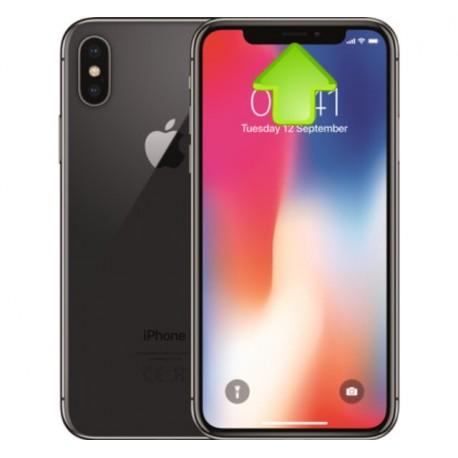 Riparazione Altoparlante Superiore Auricolare iPhone X