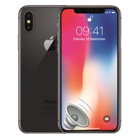 Riparazione Altoparlante Vivavoce iPhone X