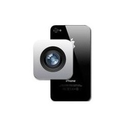 Riparazione Fotocamera iPhone 4S