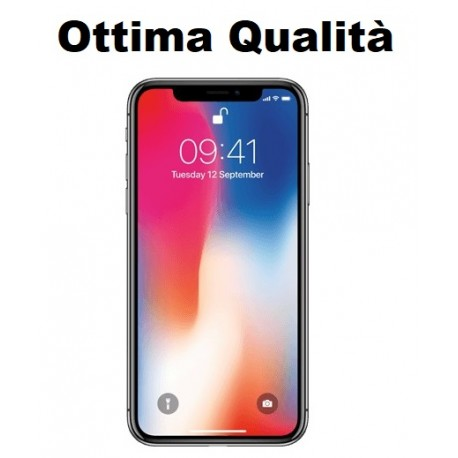 Riparazione Display LCD - Vetro Touch iPhone X