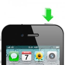 Riparazione Tasto On/Off iPhone 4S