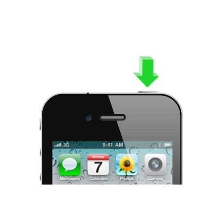 Riparazione Tasto On/Off iPhone 4S