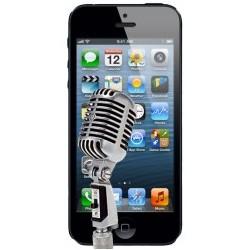 Riparazione Microfono iPhone 5