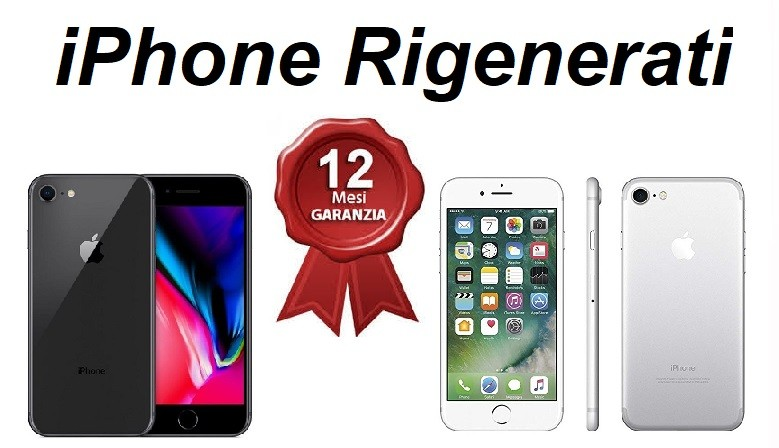 Vendita iPhone Rigenerati!